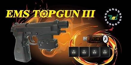 PS3/PS2/PC/XBOX EMS TopGun III ( ガンコントローラー )