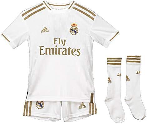 Adidas Camiseta  1ª Equipación Real Madrid Kit 2019/2020 Niño