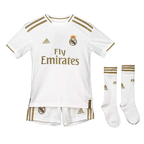 Real Madrid Kit - Personalizable - Primera Equipación Original Real Madrid 2019/2020