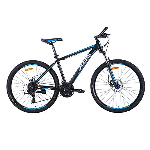 Bicicleta de Montaña, Bicicleta de Carretera, Ruedas de 26 Pulgadas, 24 Velocidades, Marco de AleacióN de Aluminio, Bicicleta de AmortiguacióN de Freno de Disco de LíNea, Los Adultos Pueden Usar