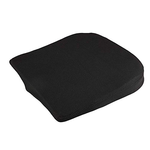 Portable Comfortable Seat Cushion Memory Foam Chair Pad Car Seating Back Pad Pressure Relief Cushion For living room, bedroom