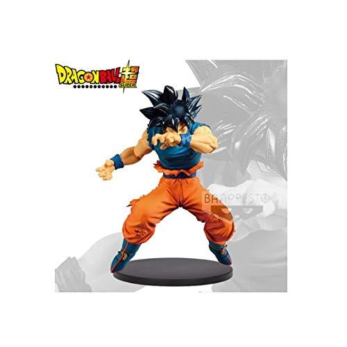 Banpresto- Dragon Ball Super Statue, Idea Regalo, Personaggio, Multicolore, 82982