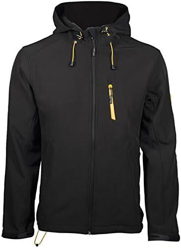 DBlade Softshell Mens Work Wear Jacket - Black