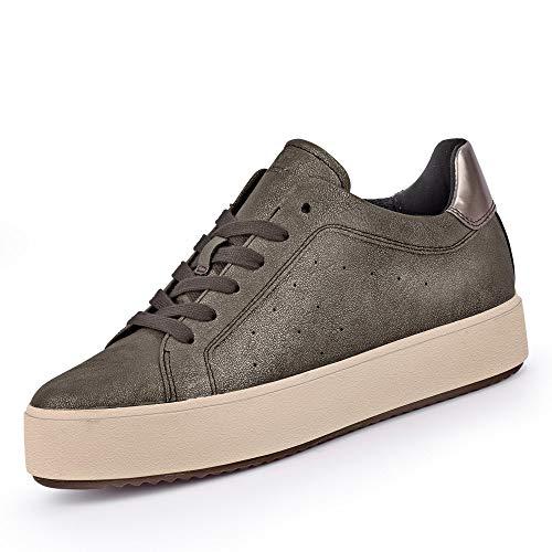 Geox D94DZB 0PVBN Zapatos Mujeres Marròn 38