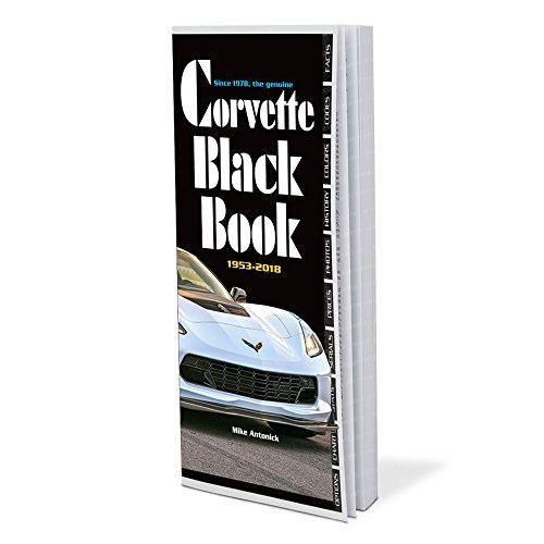 1953-2018 Corvette Black Book