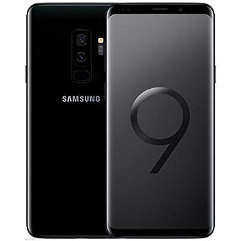Renewed  Samsung Galaxy S9+ 64GB Midnight Black -Fully Unlocked