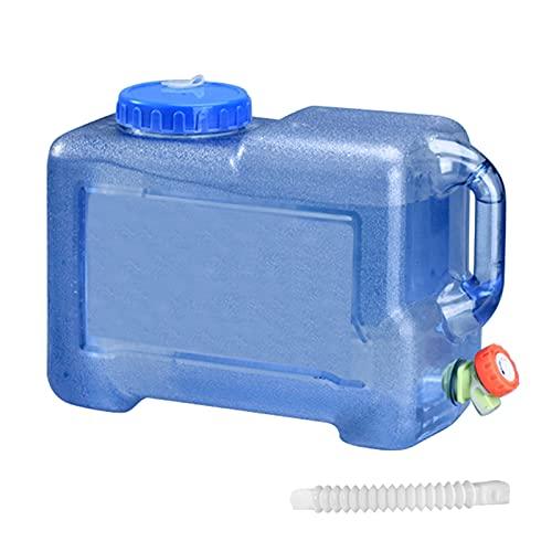 5L Wasserkanister mit Hahn BPA-frei...