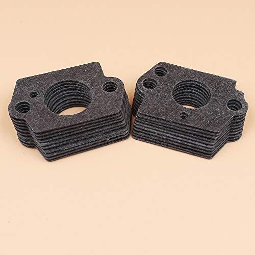 Beixi Zeit Vergaser Carb Dichtungssatz for STIHL 024 026 MS240 MS260 FS87 FS90 FS100 FS110 HT 100 101 HL 100 90 km 90 100 400 420 320 BR 380