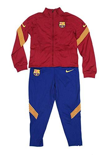 Nike Dry-Fit FC Barcelona Kinder Trainingsanzug (L)