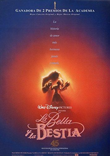 La bella y la bestia (Edición Diamante) (Blu-ray + DVD) [Blu-ray]