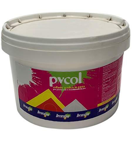 Pegamento para suelos de PVC y revestimientos de vinilo – CF 1 kg – Ideal para suelos Cushion.