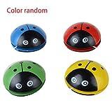 Formulaone Cute Animal Wooden Yoyo Toys Portable Ladybug Impresión Yoyo Ball...
