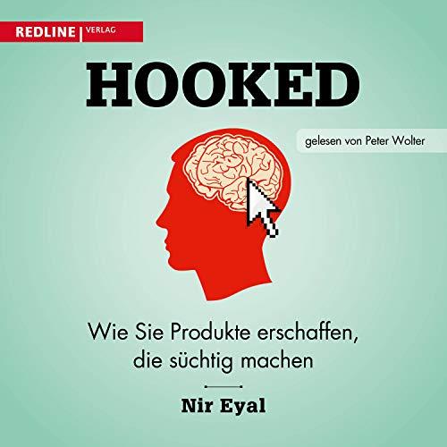Hooked (German version) cover art