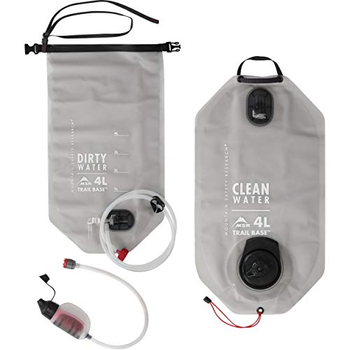 MSR - Trail Base Water Filter - Wasserfilter-Kit 4 Liter