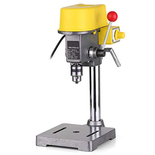 Why Should You Buy LKSDD Drill Presses,Multi-Function Adjustment Bench Drill Press 220V 450W, Bench ...