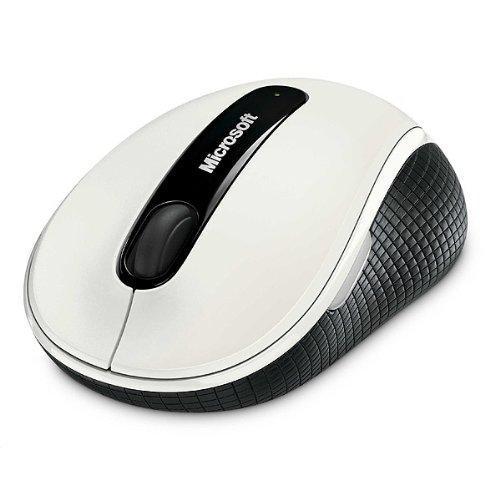 mouse microsoft 4000 Microsoft Wireless Mobile Mouse 4000 White