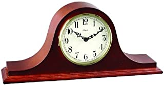 Hermle Sweet Briar Mantel Clock in Cherry with Mechanical Movement 21135N90340