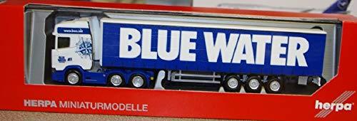 Herpa 310659 Scania CS HD 6x2 GaPlSzg.Blue