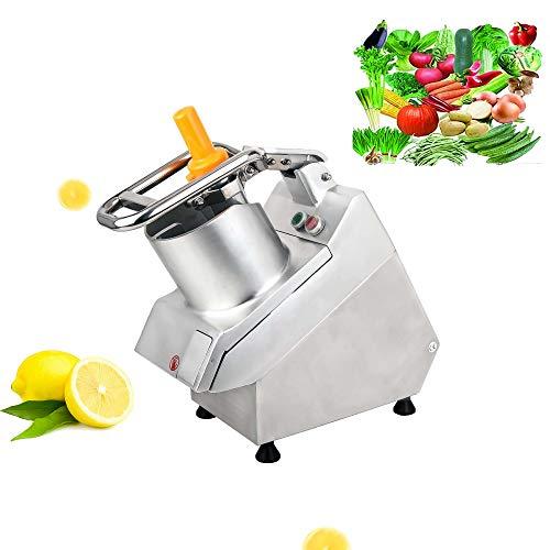 Máquina cortadora de verduras, cortadora de verduras eléctrica de 300 rpm, rallador...