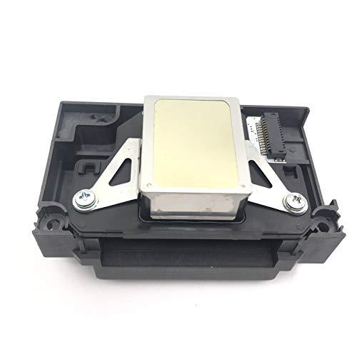 CXOAISMNMDS Reparar el Cabezal de impresión Nuevo Cabezal de impresión F180000 Fit para EPSON R280 R285 R290 R295 R330 RX610 RX690 PX660 PX610 P50 P60 T50 T60 T59 TX650 L800 L801