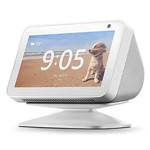 Echo Show 5 Sandstone with Adjustable Stand