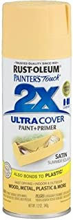Best pale yellow spray paint Reviews