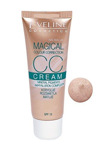 Eveline Cosmetics Magical CC Cream 50 Light Beige