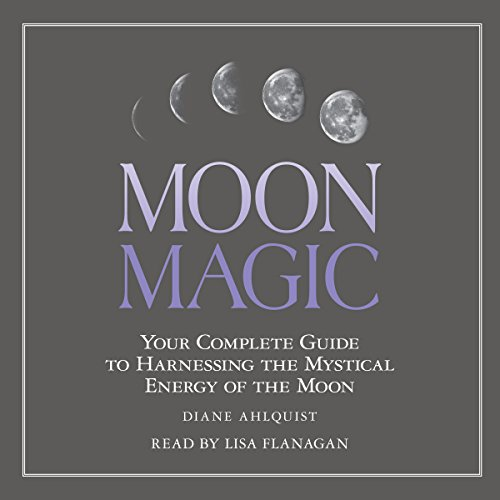 Moon Magic audiobook cover art