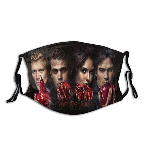 The Vampire Diaries Adult Dustproof Face Cover Dustproof Windproof Scarf Outdoor Sports Face Cover Balaclava