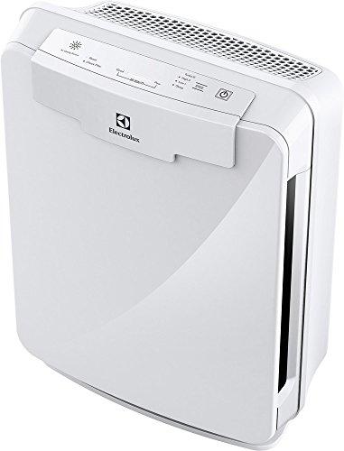 Electrolux EAP150 52dB Blanco - Purificador de aire (153 m³/h, 52 dB, 1,9 m, Blanco, HEPA/carbono, 350 mm)