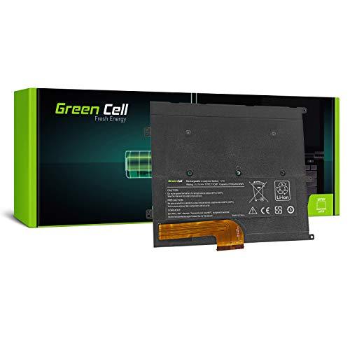 Green Cell T1G6P Laptop Battery for Dell Vostro V13 V130 (Li-Polymer Cells 2700mAh 11.1V Black)