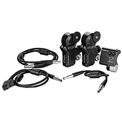 Ikan PDL-F Compact Follow Focus Control Kit (PD Movie) PDL-F, Black (PDL-F) (Certified Refurbished) by
