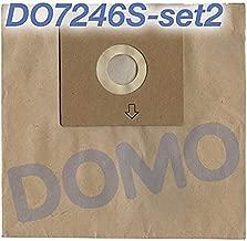 10 x FILTATEX pour Domo DO7249 // DO7249S V//1MiF do 7249 // 7249s 2000w