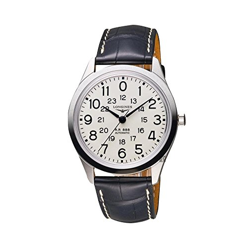 Uhr Longines Railroad