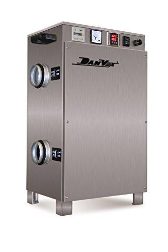 Deumidificatore ad assorbimento Danvex Ad-200 Deumidificatore industriale assorbimento ad altissime prestazioni