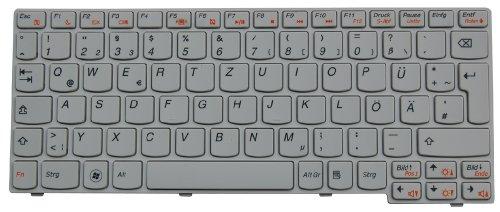 Tastatur Lenovo Ideapad U160 25010590 Weiss Serie DE NEU