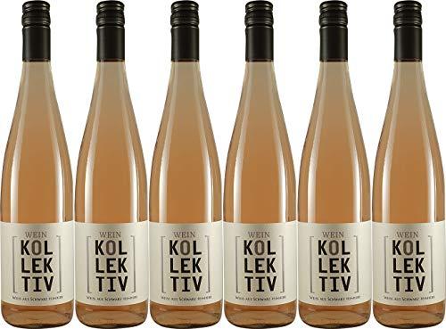 Weinkollektiv Renfer Spätburgunder Blanc de Noir WEIß AUS SCHWARZ 2019 Feinherb (6 x 0.75 l)