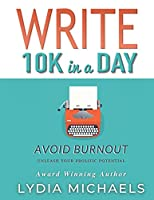 Write 10K in a Day: Black & White Paperback Edition