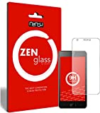 ZenGlass Flexible Glas-Folie kompatibel mit Doogee X20 Panzerfolie I Bildschirm-Schutzfolie 9H