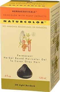 Sponsored Ad - Naturcolor 5N Light Burdock Hair Dyes, 4 Ounce