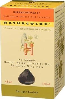 Naturcolor Haircolor Hair Dye - Light Burdock 4 Ounce  5N