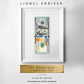 The Mandibles audiobook cover art