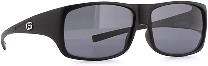 Overspex™ Over-the-Top Sunglasses™ - QUADRO Fitover Sunglasses for Prescription Eyewear