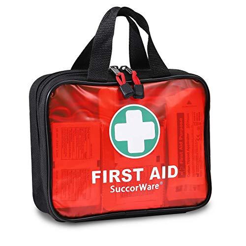 200-teiliges Erste-Hilfe-Set mit medizinischem Zubehör für Krankenhäuser