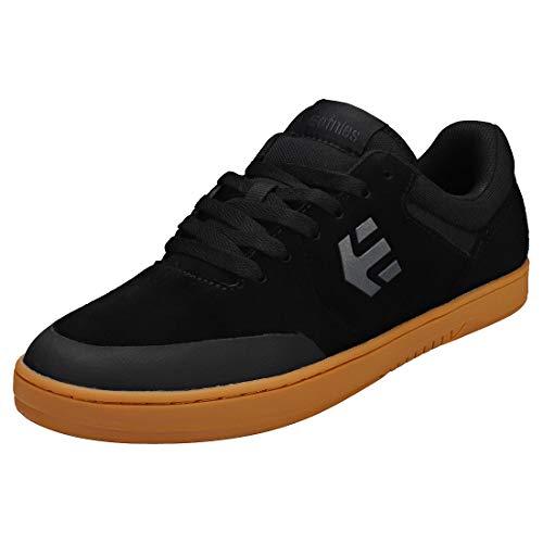 Etnies Marana, Chaussure de Skate Homme, Black Dark Grey Gum, 41.5 EU