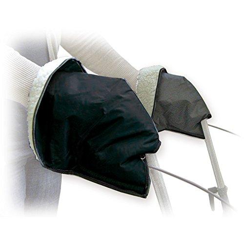 Handschuhe oder Fäustlinge für Rollator