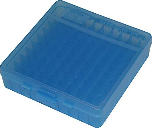 MTM Box aus Kunststoff, 100 Schläge, Munitionskaliber 45 ACP 40