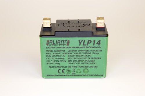 Aliant Batterie Kawasaki GPZ 900 R Bj: 1984-2003