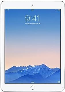 Apple iPad Air 2 128GB Wi-Fi + Cellular - Plata - Desbloqueado (Reacondicionado)