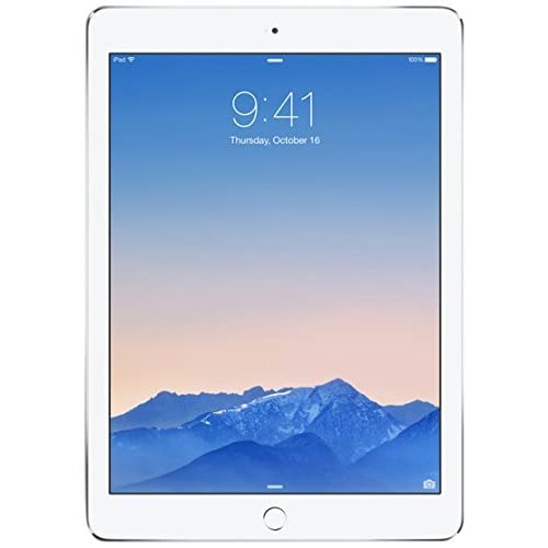 Apple iPad Air 2 16GB Wi-Fi - Argento (Ricondizionato)